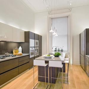 Show Flat Kitchen