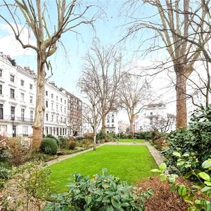 Thurloe Sq Garden
